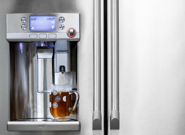 French coffee press machine