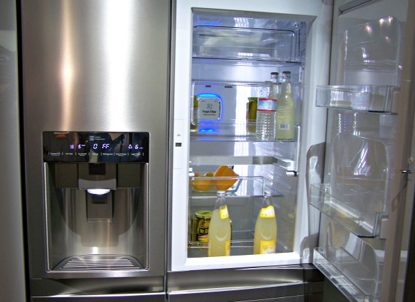 Dishwasher And Refrigerator Reviews New Models At Ces Consumer