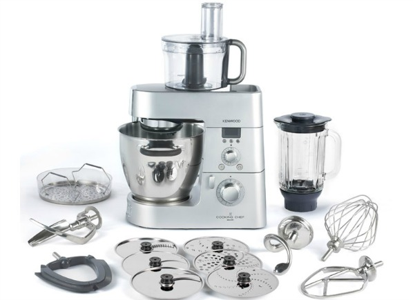 Kenwood Cooking Chef | Multi-purpose appliance reviews - Consumer ...