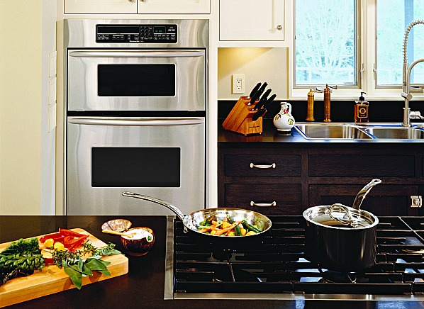 Top Cooktop And Wall Oven Combinations
