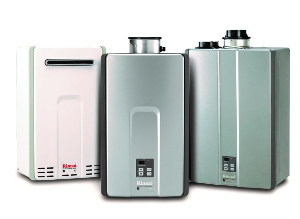 new and improved tankless water heaters - consumer reports news