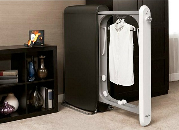 Whirlpool Swash Clothing Care System Review Consumer Reports