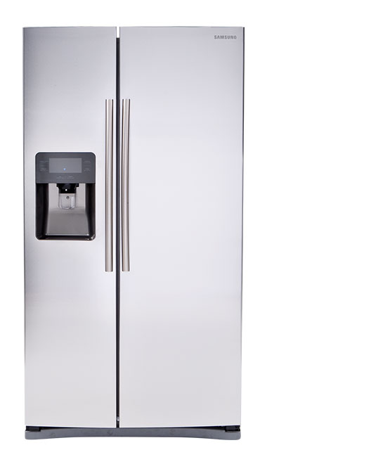 French Door Refrigerator Ratings. A Side By Side Refrigerator.