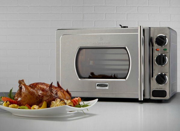 Wolfgang Puck Pressure Speedy Oven Put To A Taste Test