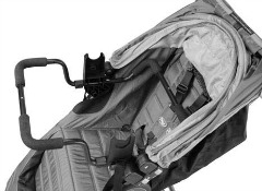 The Adaptor For Single Baby Jogger Models Recalled Car Seat