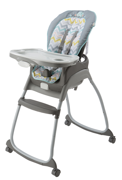 Photo of a multipurpose/modular high chair.