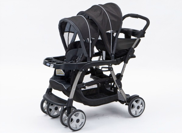 Stroller: Graco Ready2Grow Classic Connect LX Review ...
