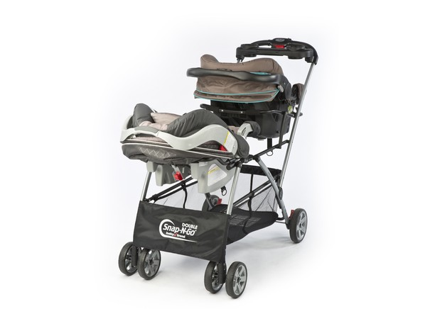 Double Stroller Comparison | Side-by-side And Tandem Strollers ...