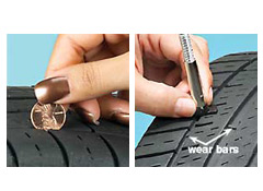 Safety Risks Of Worn Tires Consumer Reports