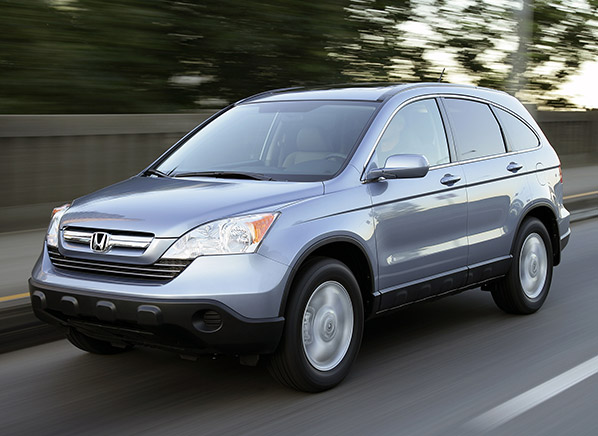 Honda Accord Cr V Warranties Extended For Excess Oil