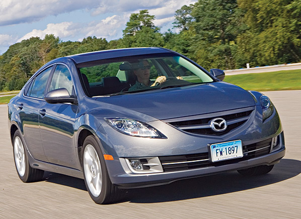 Best Used Cars For Teenage Drivers
