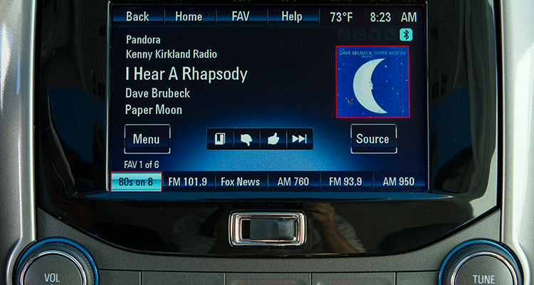 A satellite radion subscription is among the ideal Gifts for Car Lovers