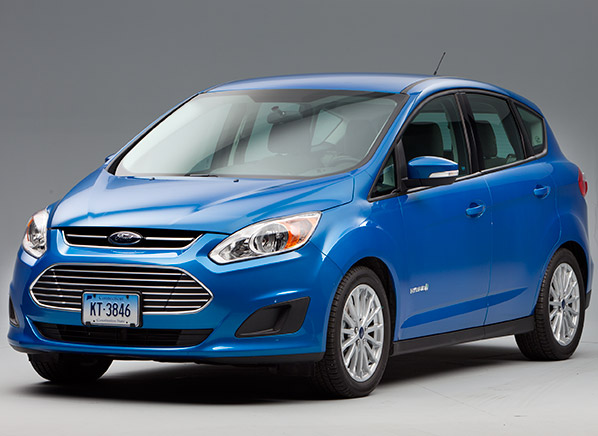 ford c max hybrid fuel economy ratings consumer. Black Bedroom Furniture Sets. Home Design Ideas