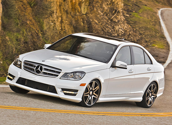epa finds mercedes c class fuel economy figures are off. Black Bedroom Furniture Sets. Home Design Ideas