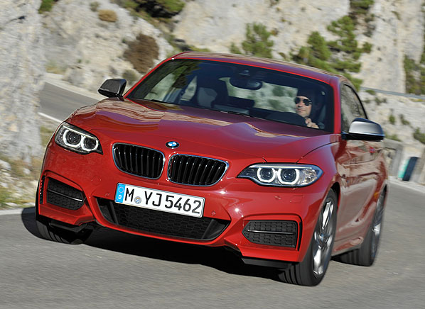 BMW Series Luxury Coupe Preview Consumer Reports News - Bmw 228i 2013