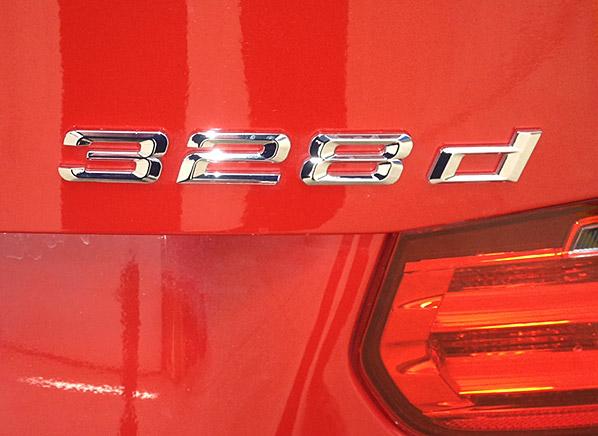 2014 bmw 328 dxi fuel capacity