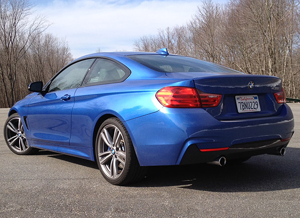 BMW I Coupe Review Proves Pleasurable Refined And High Tech - Bmw 4351 coupe