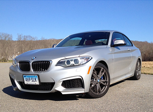 BMW Mi Sport Coupe Review Consumer Reports News - 2014 bmw m235i