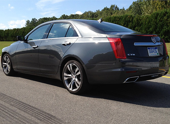 2014 Cadillac CTS  First Drive Review  Consumer Reports News