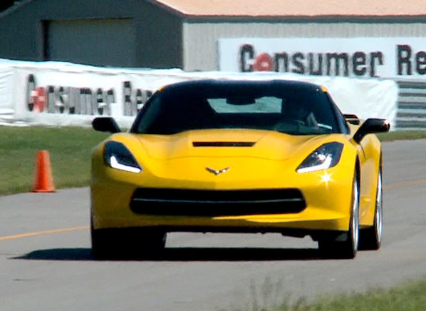 2014 Chevrolet Corvette Stingray C7 | First Drive Review   Consumer Reports  News