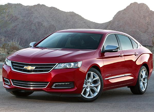 Chevrolet Impala Sedan Pricing Comparison Consumer Reports