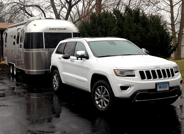 Powerful, Well Equipped 2014 Jeep Grand Cherokee EcoDiesel Is A Favorite