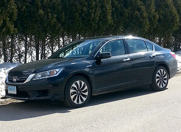 The 2017 Honda Accord Hybrid Is Should Have Built From Beginning It S Company First Full That Can Run On Electricity