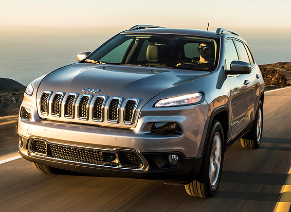 First Drive: 2014 Jeep Cherokee Tackles Our Track