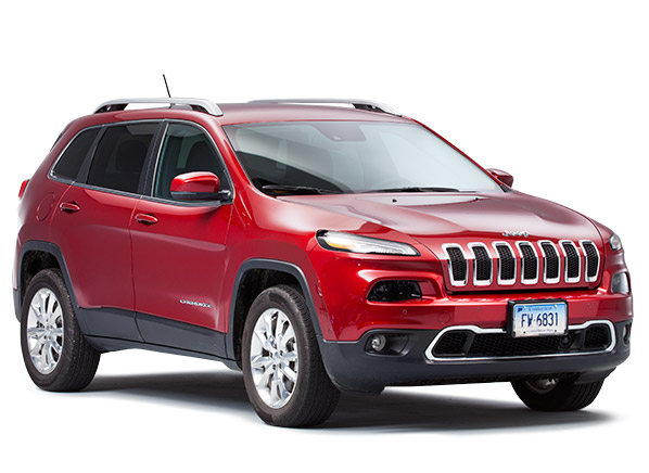 Jeep Cherokee Third Row >> Best Small SUV Reviews - Consumer Reports News