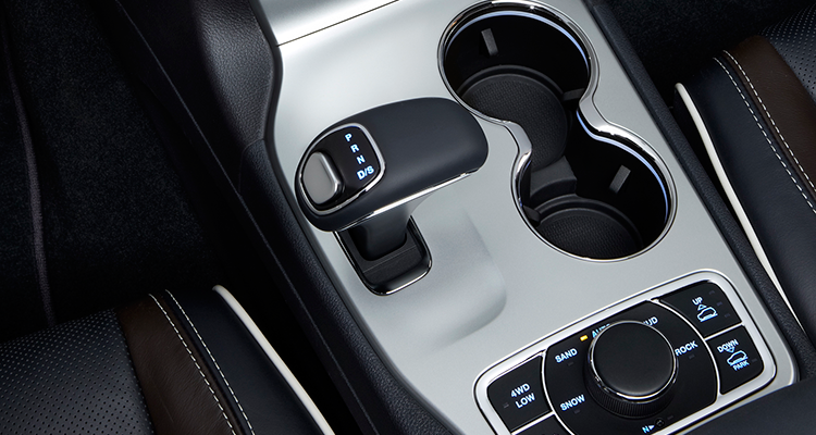 2014 Jeep Grand Cherokee shifter