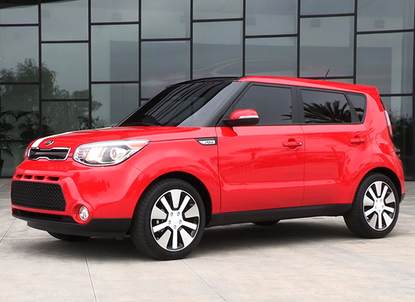 Kia S Funky Soul Has Grown Up For 2017 The New Model Is Not Only About A Smidge Ger All Around But It Also Lot More Refined