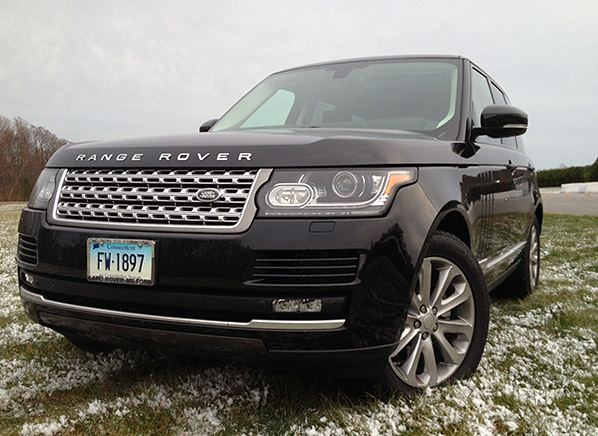 2014 Land Rover Range Rover | Just In - Consumer Reports News
