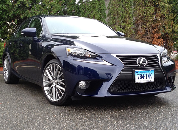 Captivating Just In: 2014 Lexus IS Claims To Inject Sport Into The Upscale Sedan