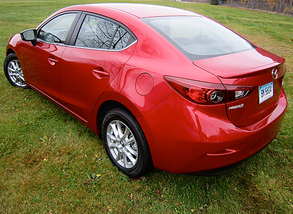2014 Mazda3 | First Drive - Consumer Reports News
