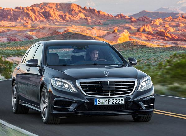2014 mercedes-benz s-class | self-driving car - consumer reports news