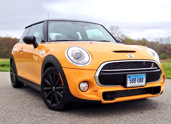 Small Mighty 2014 Mini Cooper Delights at the Track  Consumer