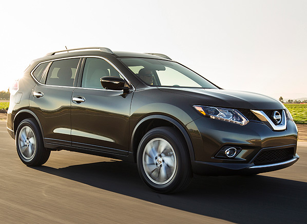 2014 Nissan Rogue First Drive Review Consumer Reports News