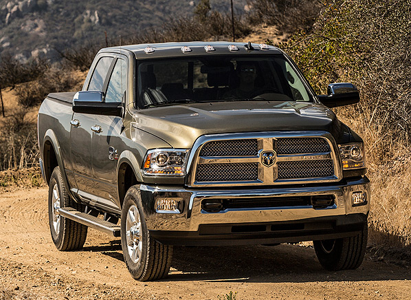 2014 ram 2500 heavy duty pickup truck consumer reports news 2014 Dodge Ram HD after successfully adding a carlike coil spring rear suspension to the half ton ram pickup in 2010 and updating its features interior and powertrain