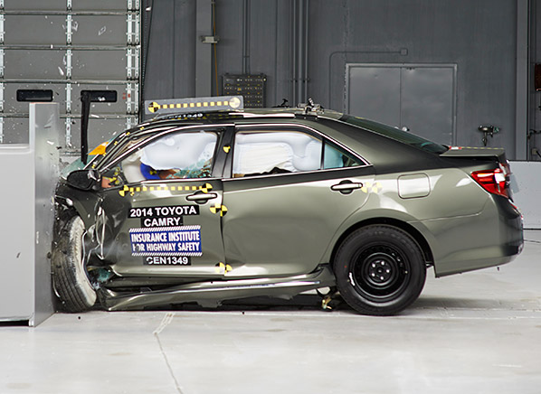 Acceptable Performance In New Crash Test Reinstates This Por Family Sedan