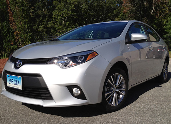 High Quality Redesigned 2014 Toyota Corolla