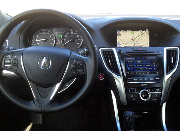 Notably The Tlx Has A More Settled Ride Than Rlx One Area That Pa Company Honda And Upscale Sibling Acura