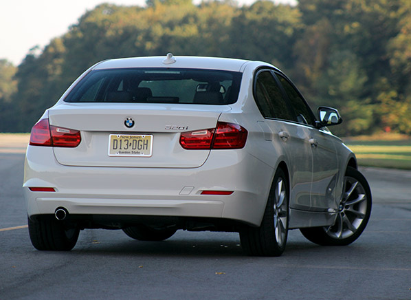 What Does The BMW I Give Up With The Less Is More Argument - 320 i bmw