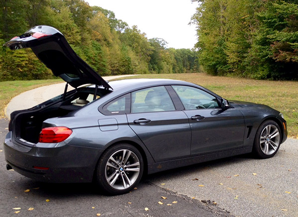 Frisky BMW 428i Gran Coupe Adds Versatility to the Recipe