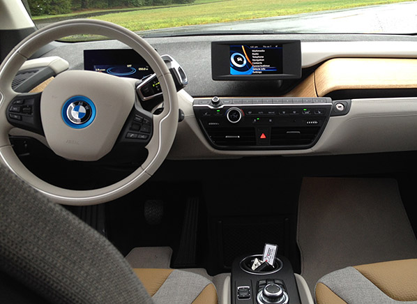 Plugged Into Our New QuickandQuirky BMW I Electric Car - Bmw 2015 cars