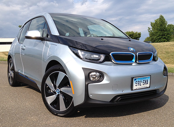 Bmw Electric Car Consumer Reports
