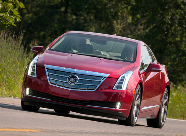 First Drive 2017 Cadillac Elr Gives Us Sticker Shock