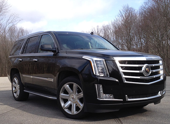2015 Cadillac Escalade Suv Review Consumer Reports News