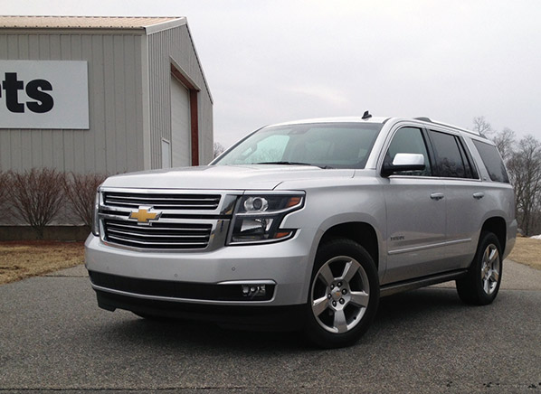 2015 chevrolet tahoe gmc yukon first drive review consumer reports news. Black Bedroom Furniture Sets. Home Design Ideas