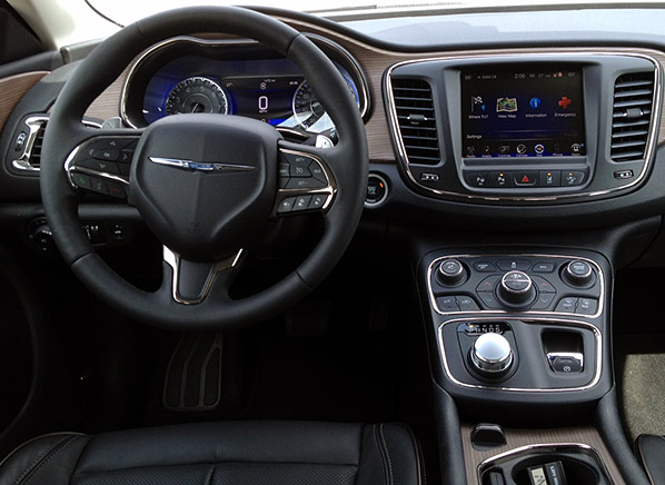 2015 Chrysler 200 Review Midsized Sedan Consumer Reports News