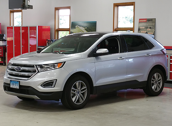 2013 ford edge consumer reviews
